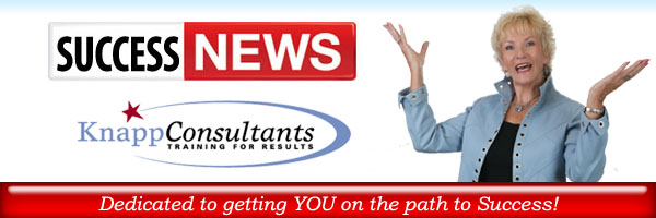 Success News by Knapp Consultants