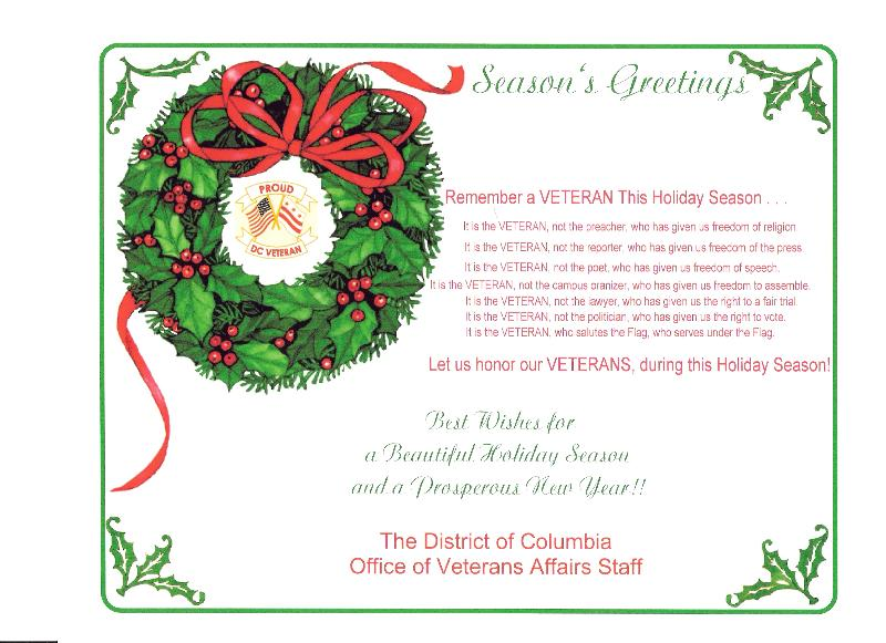 Holiday  Message 2011