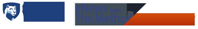 eNews from The Methodology Center
