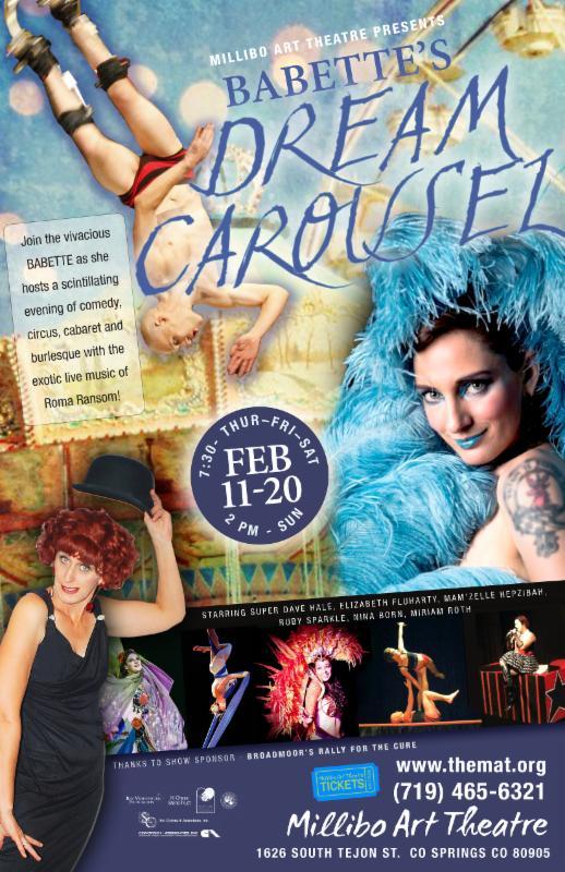 Dream Carousel Poster