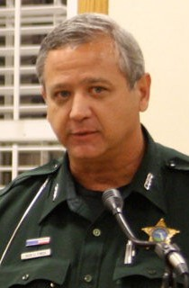 Sheriff Nick Finch