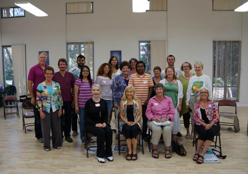MCKS Pranic Healing Level 1 students 2012 PHSD