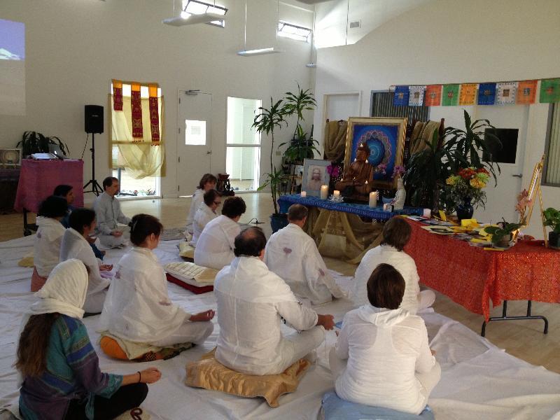 Wesak Meditation in San Diego