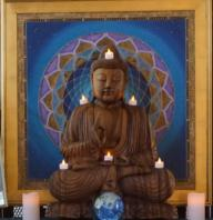 The Buddha Blessed