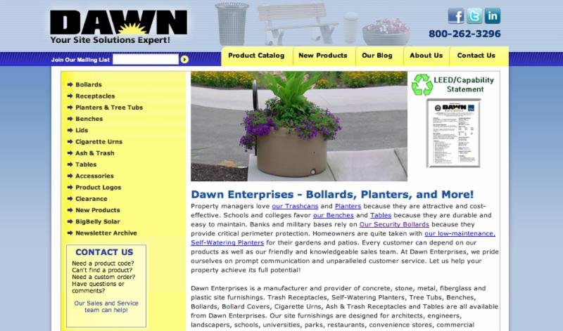 Dawn Enterprises Screenshot
