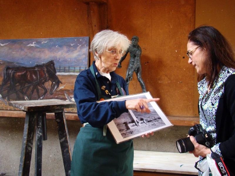 In Celebration of NPS Centennial, Weir Farm National Historic Site Seeks Volunteers to Engage Visitors