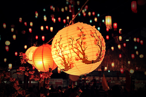 Festival That Ends Chinese New Year as Chinese Lunar New Year