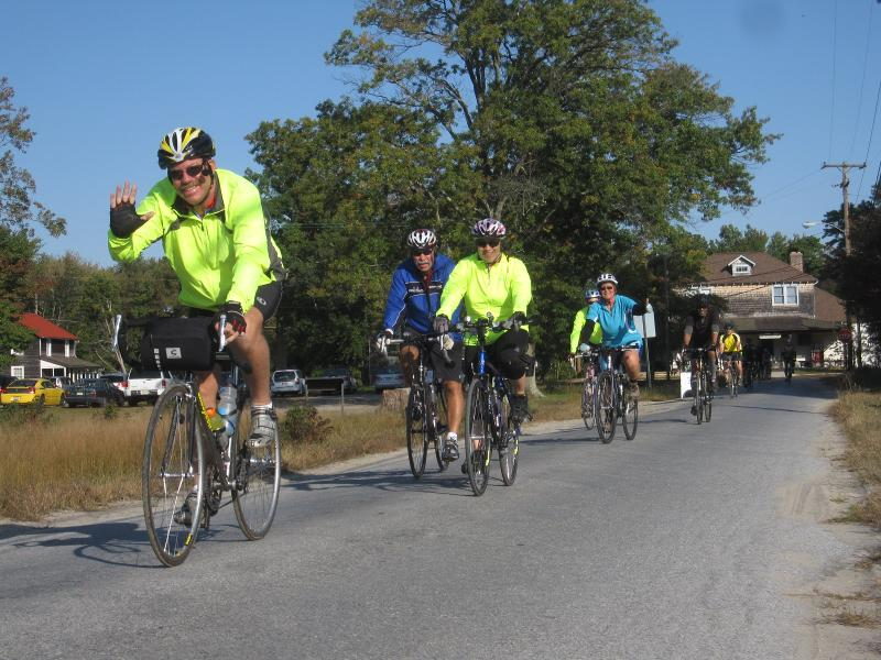 Whitesbog Tour de Pines