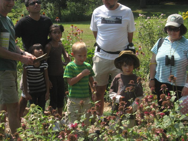 Kids nature program