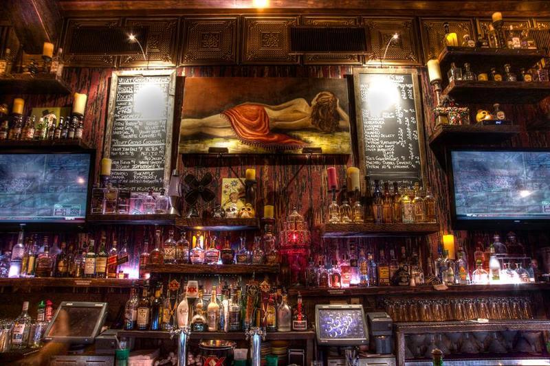 The Velvet Cactus Bar