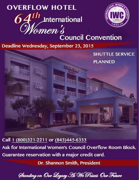 International Women S Council Conference