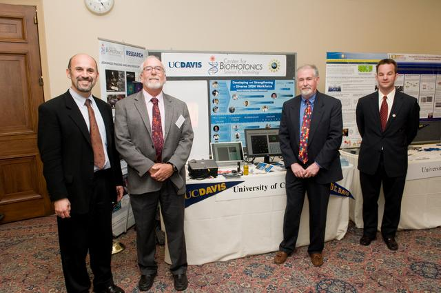 CBST Exhibit at NSF Day - March 2009