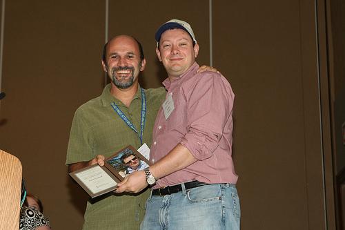 Marco Molinaro and Gene Gurkoff