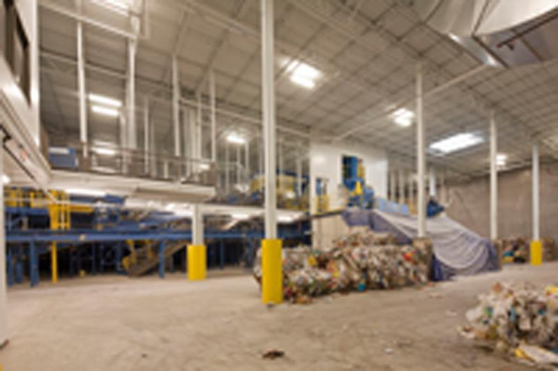 GR Recycling Facility