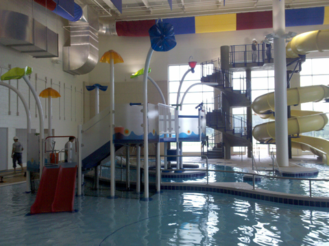 Kroc Center Pool