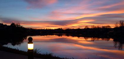 delta-sunset