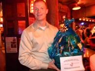 David Dunne - Raffle Prize Winner