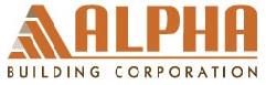 Alpha Building Logo