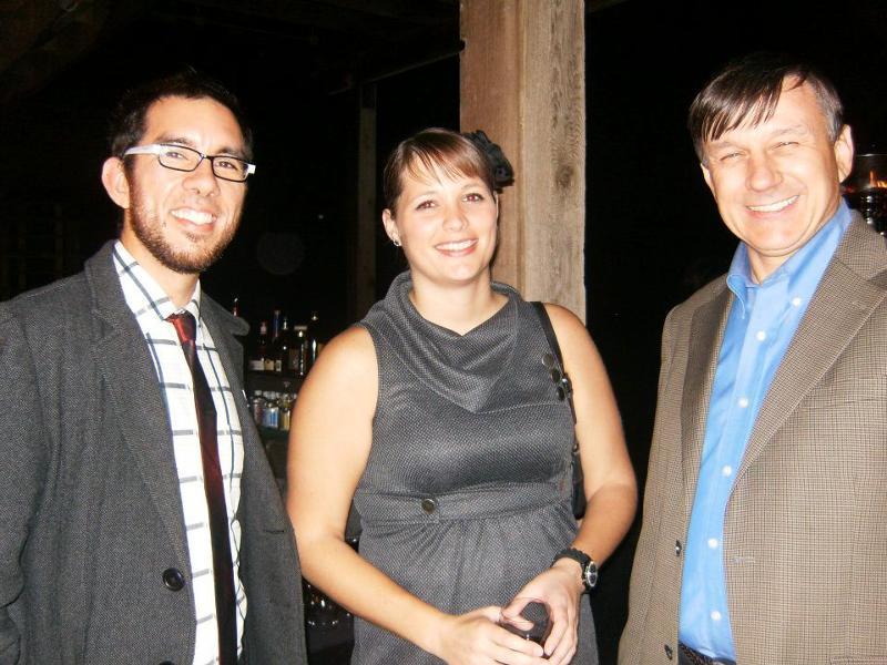 Alan, Denise & Joe