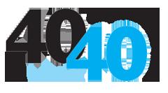 SABJ 40 Under 40 Logo