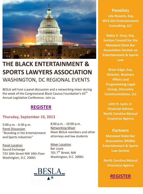 BESLA DC Regional Event