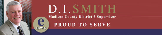 D.I. Smith - Madison County Supervisor