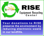 Rise Equipment Recycling Center