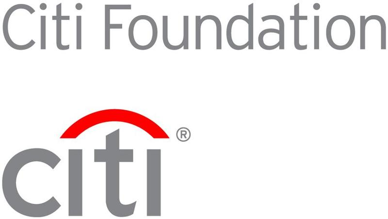 Citi Foundation (Copyright) Logo