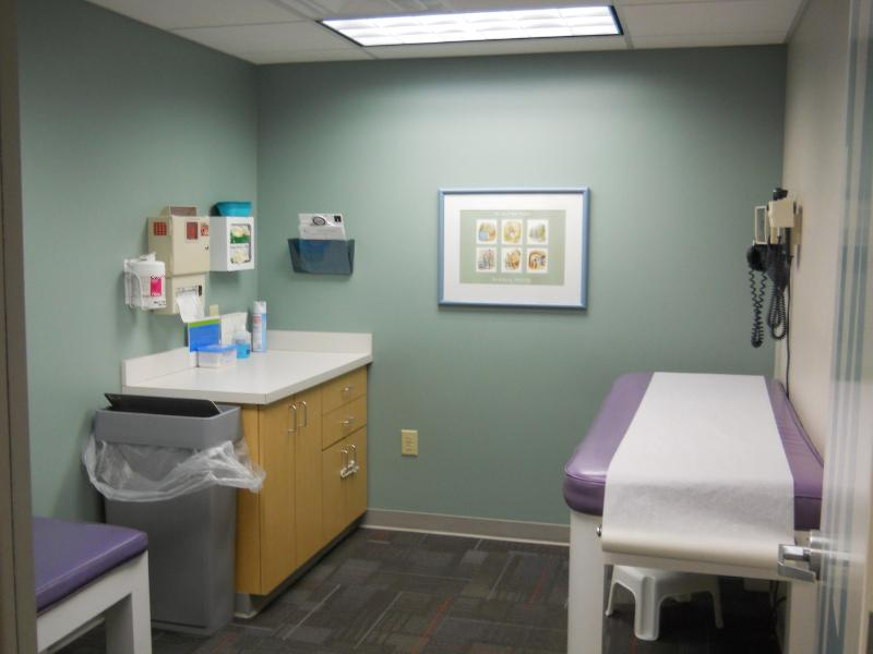 New medical offices