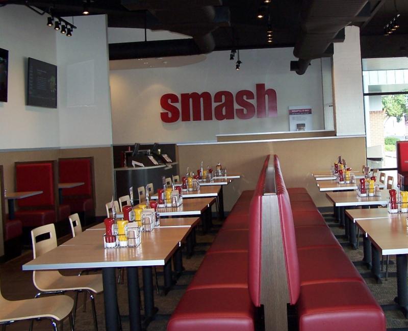 Smashburger - all the way