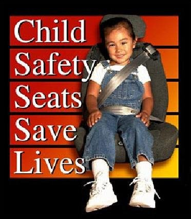 Child Safety Seat Saves Lives