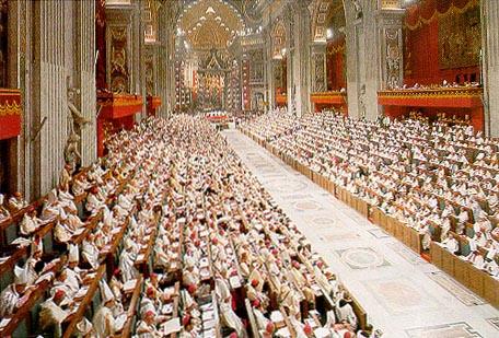 vatican II bishops