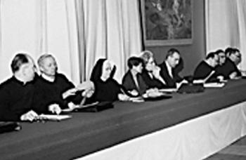 mothers at Vatican II