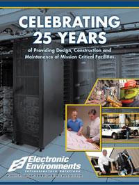 Electronic Environments 25th Anniversary Magazine