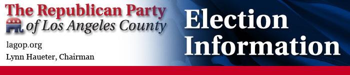 LA Election Info Banner