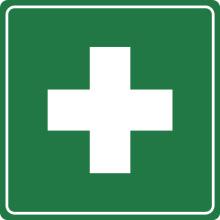 Universal First Aid Logo