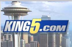 King 5 TV logo