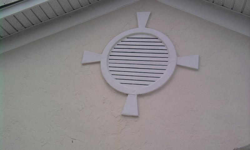 Gable End Vent
