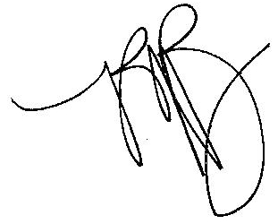 Brenda Bence signature