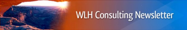 Newsletter banner - WLH
