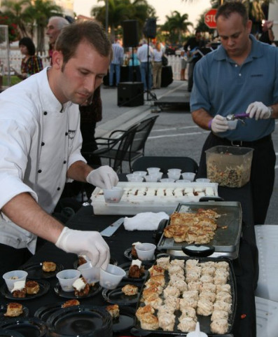 Legacy Place Fork & Cork - Food & Wine Event