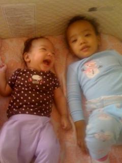 Amaya and Leila