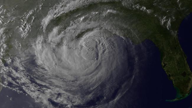 Hurricane Isaac, August 2012
