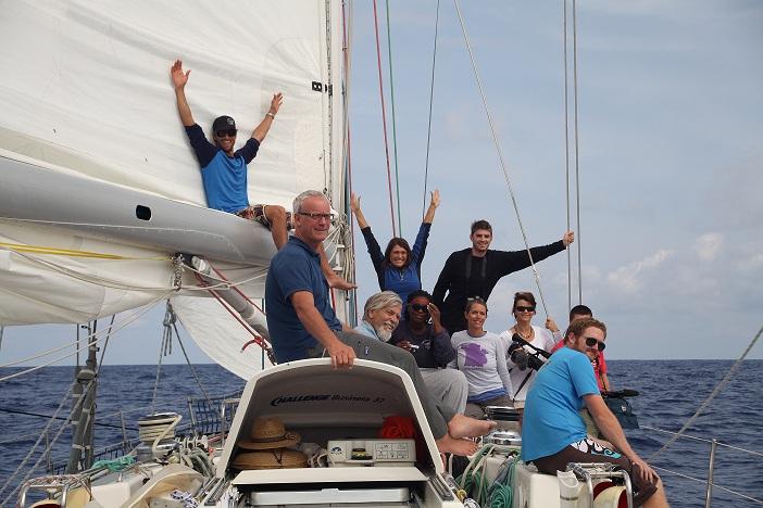 2012 Leg 1 Crew