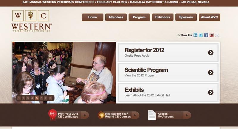 2012 WVC homepage