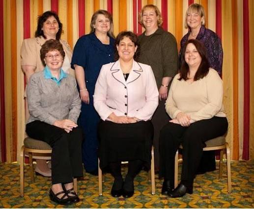 2010 NAVTA Executive Board