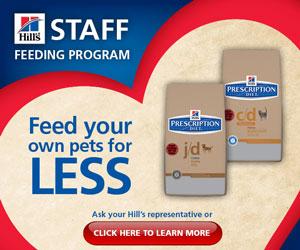 Hill's Feeding Reward
