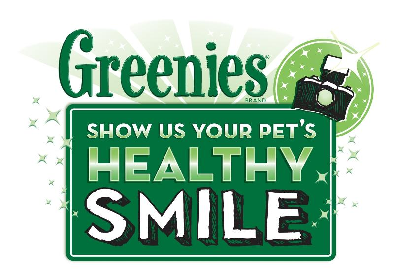 Greenies Show us your pet's Healthy Smile