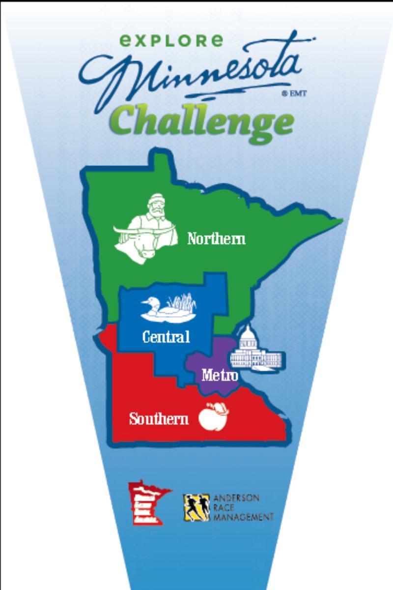 Explore Minnesota Challenge Lapel Pin Hanger