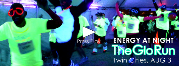 Glo Run Twin Cities 2013